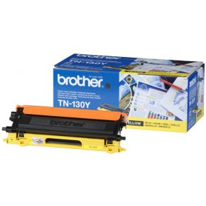 Toner Brother TN-130, žltá (yellow), originál