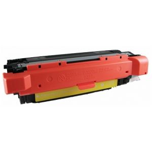 Toner HP CE342A (651A), žltá (yellow), alternatívny