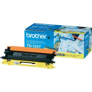 Toner Brother TN-135, žltá (yellow), originál