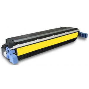 Toner HP C9732A (645A), žltá (yellow), alternatívny