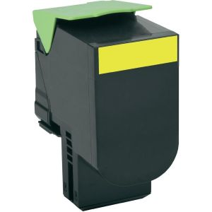Toner Lexmark 702HY, 70C2HY0 (CS310, CS410, CS510), žltá (yellow), alternatívny