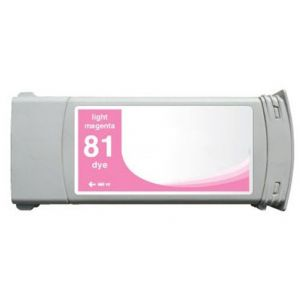 Cartridge HP 81 (C4935A), svetlá purpurová (light magenta), alternatívny