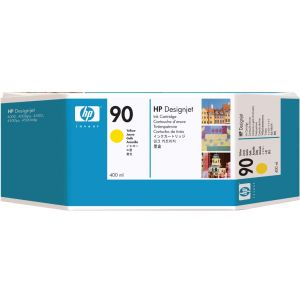 Cartridge HP 90 XL (C5065A), žltá (yellow), originál