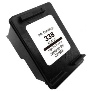 Cartridge HP 338 (C8765EE), čierna (black), alternatívny