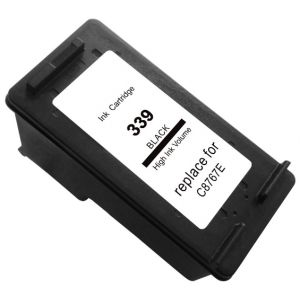 Cartridge HP 339 (C8767EE), čierna (black), alternatívny