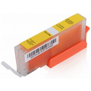 Cartridge Canon CLI-571Y XL, žltá (yellow), alternatívny