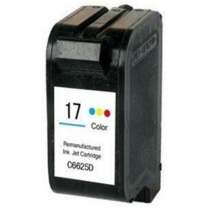 Cartridge HP 17 (C6625A), farebná (tricolor), alternatívny