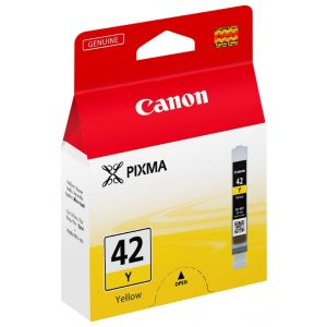 Cartridge Canon CLI-42Y, žltá (yellow), originál
