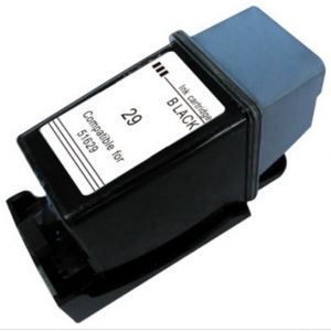 Cartridge HP 29 (51629AE), čierna (black), alternatívny