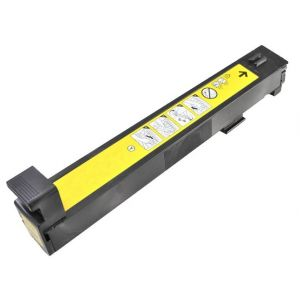 Toner HP CB382A (824A), žltá (yellow), alternatívny