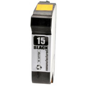 Cartridge HP 15 (C6615DE), čierna (black), alternatívny
