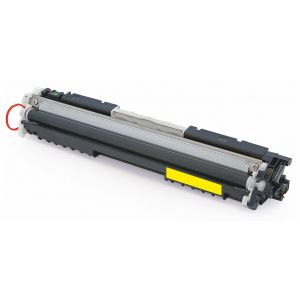 Toner HP CE312A (126A), žltá (yellow), alternatívny