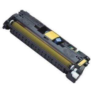 Toner HP Q3962A (122A), žltá (yellow), alternatívny