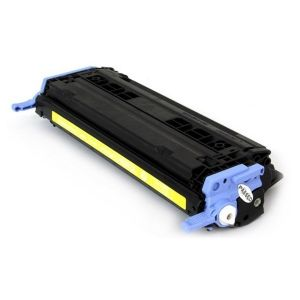 Toner HP Q6002A (124A), žltá (yellow), alternatívny