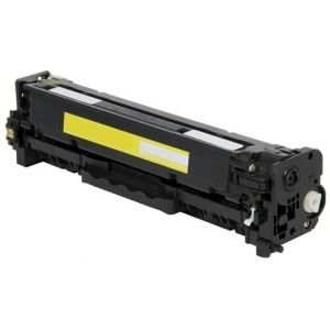 Toner HP CE322A (128A), žltá (yellow), alternatívny