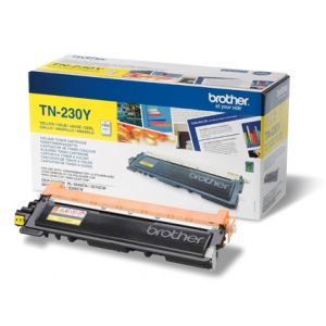 Toner Brother TN-230, žltá (yellow), originál