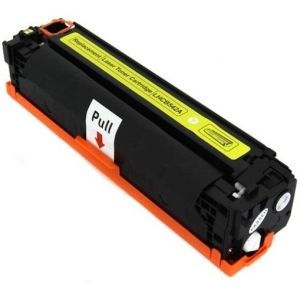 Toner HP CF212A (131A), žltá (yellow), alternatívny