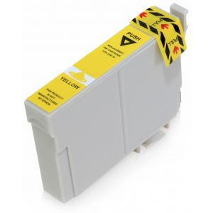 Cartridge Epson T0714, žltá (yellow), alternatívny