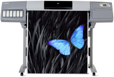 DesignJet 5000PS DYE-BASED INK