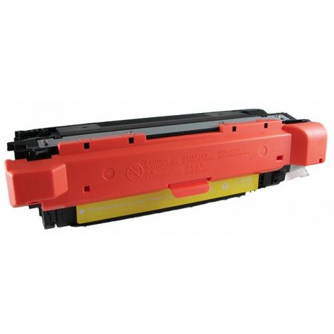 Toner HP CE252A (504A), žltá (yellow), alternatívny